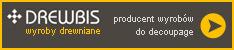 DREWBIS - wyroby z drewna do zdobienia